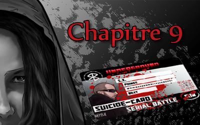 underground – chapitre 9 * le choc