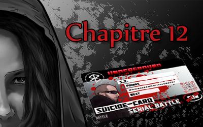 underground – chapitre 12* la vie des catacombes