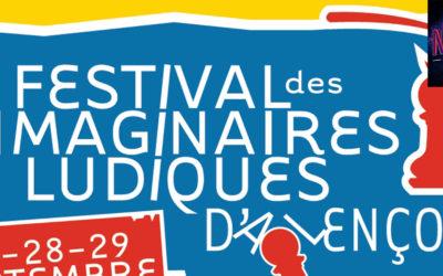 Festival des Imaginaires Ludiques d'Alençon
