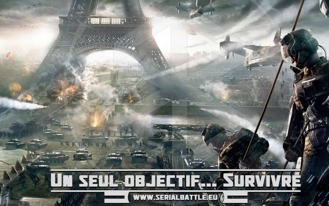 Paris est en guerre