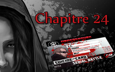 underground – chapitre 24 la réaction
