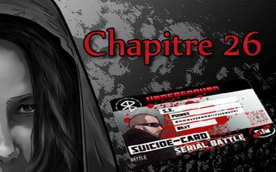 underground – chapitre 26 le diagnostique