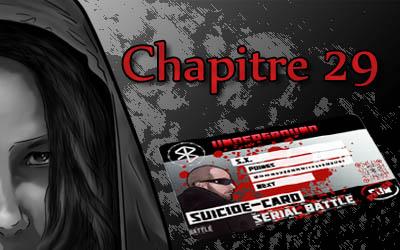 underground – chapitre 29 le réveil