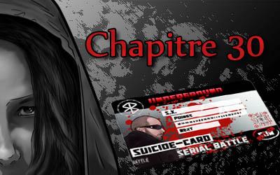 underground – chapitre 30 Déambulation