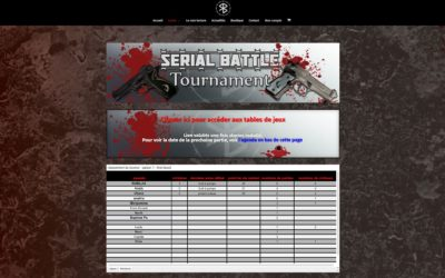 serial battle tournament
